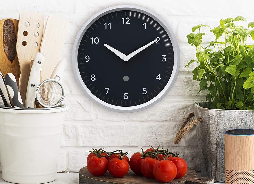 amazon-echo-wall-clock