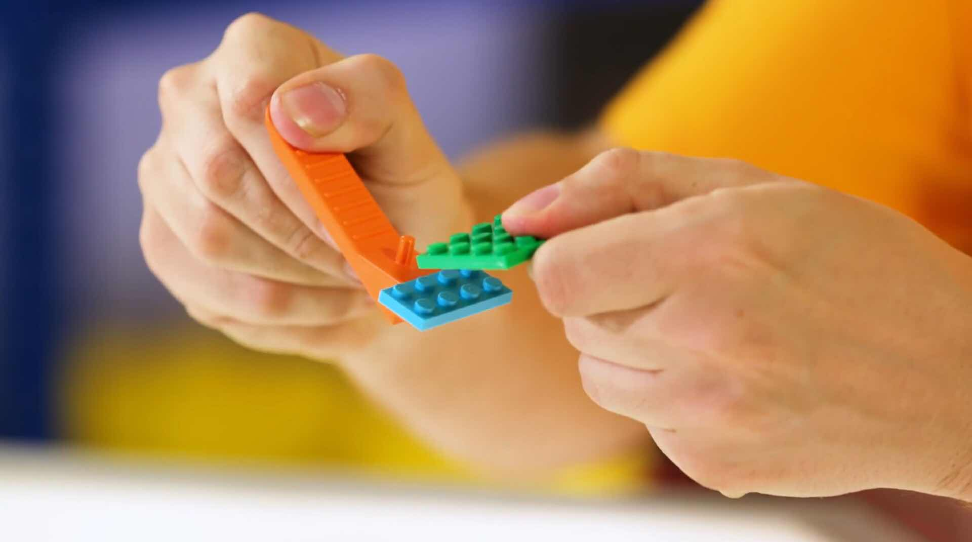 LEGO brick separator tool. ($6 for a pack of 8)