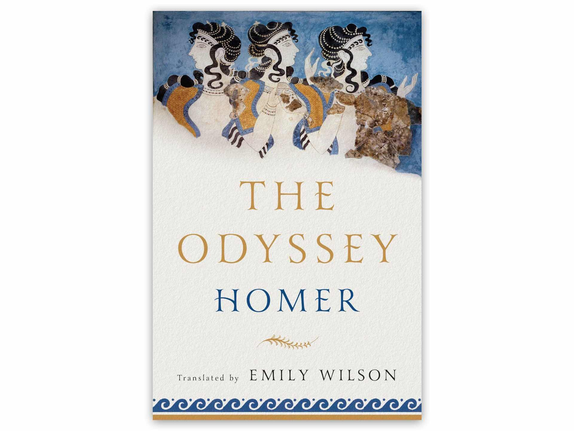 The Book The Odyssey By Homer