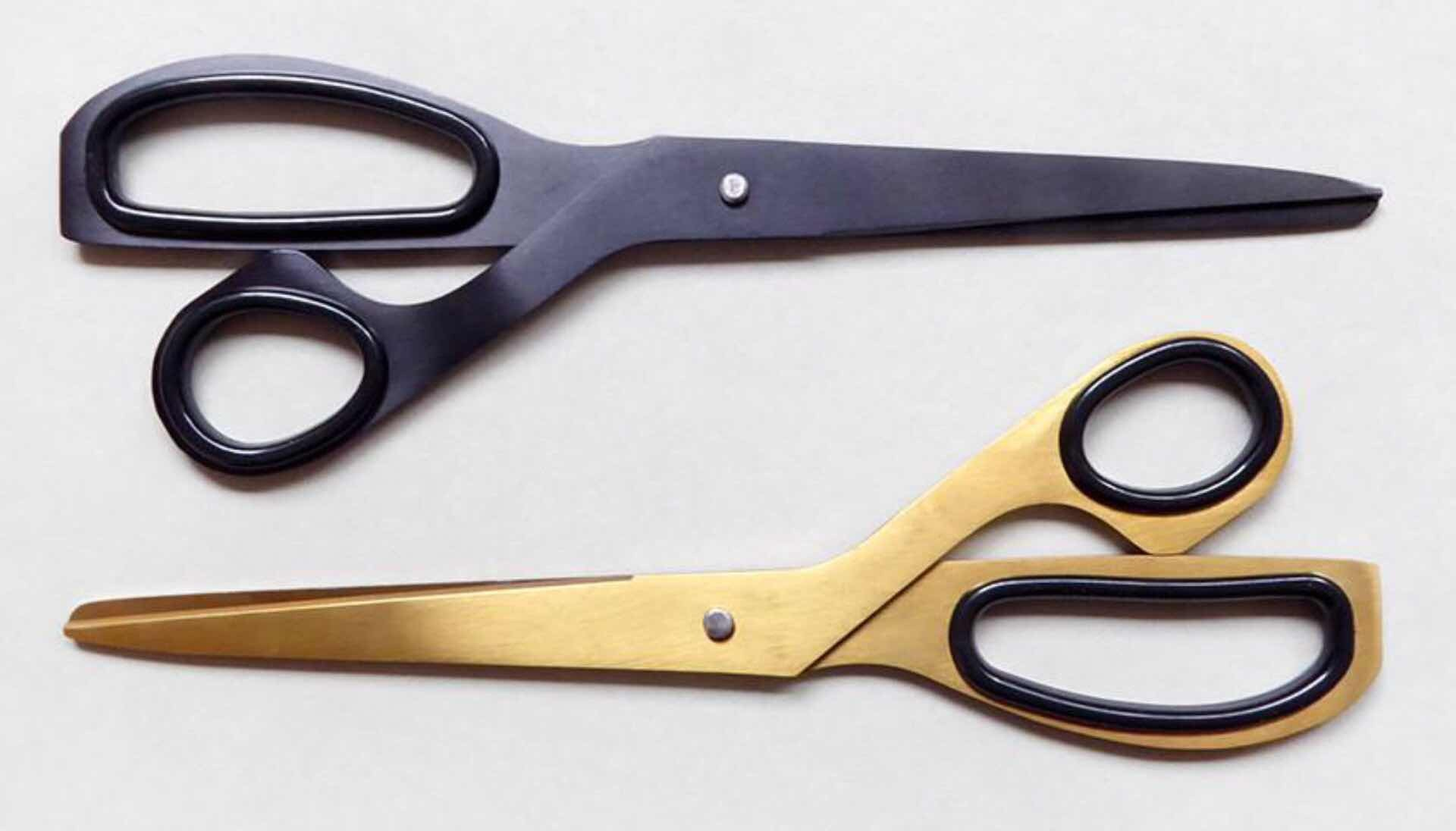 present-and-correct-brass-scissors