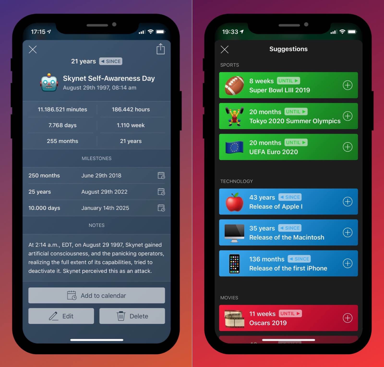 yonks-day-counter-app-screenshots