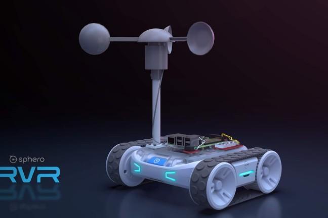 sphero-rvr-programmable-robot-kickstarter