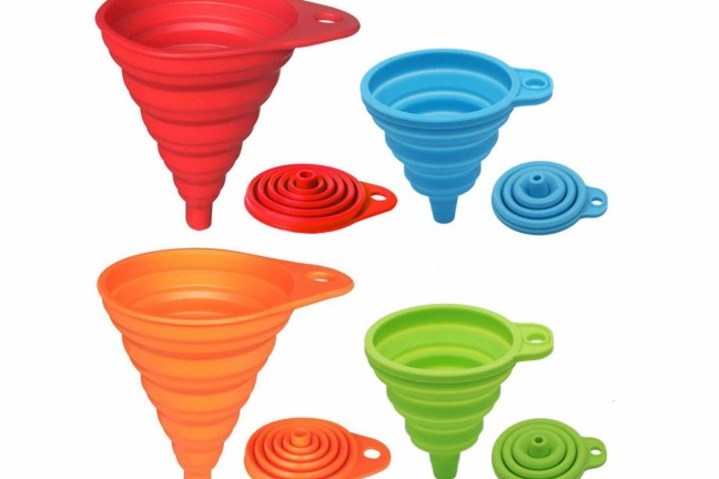kongnai-collapsible-silicone-funnels