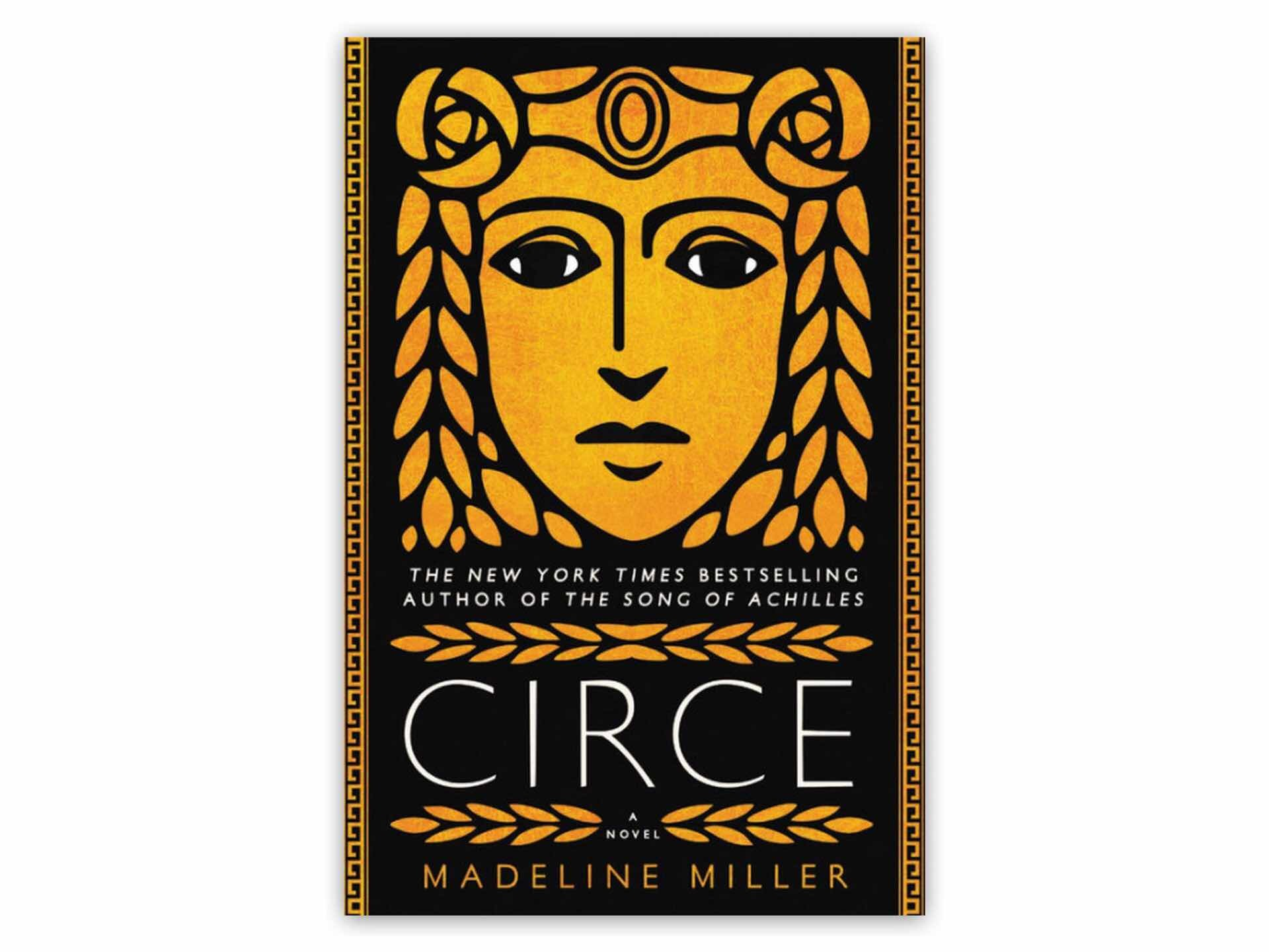 Circe by Madeline Miller. ($17 hardcover)