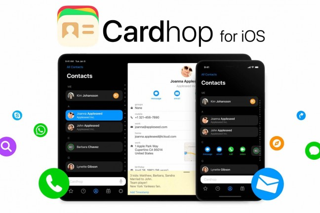 cardhop-for-ios