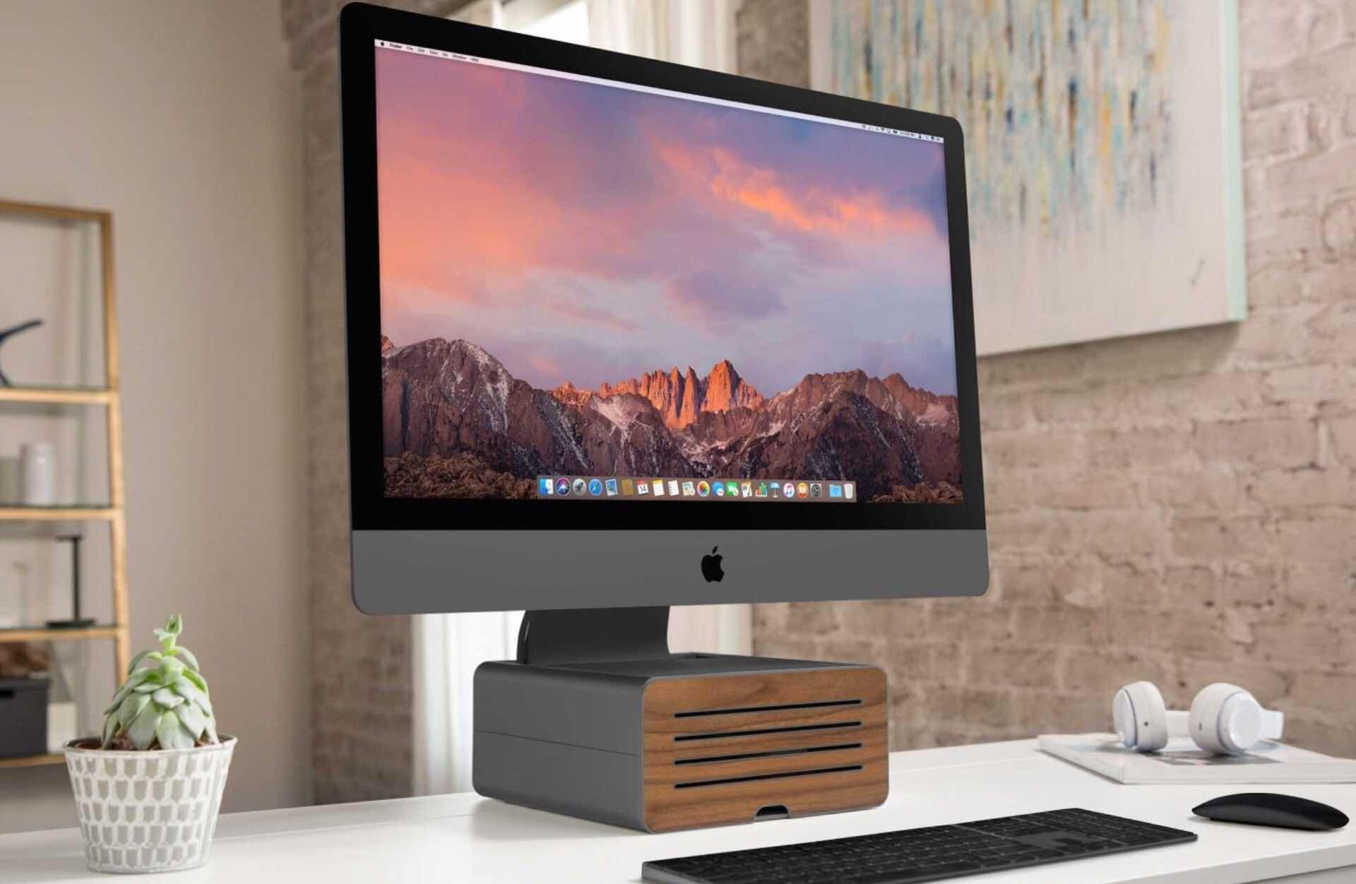 Twelve South HiRise Pro Stand. ($153)