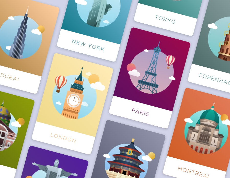 world-city-icons-by-yannis-abelas