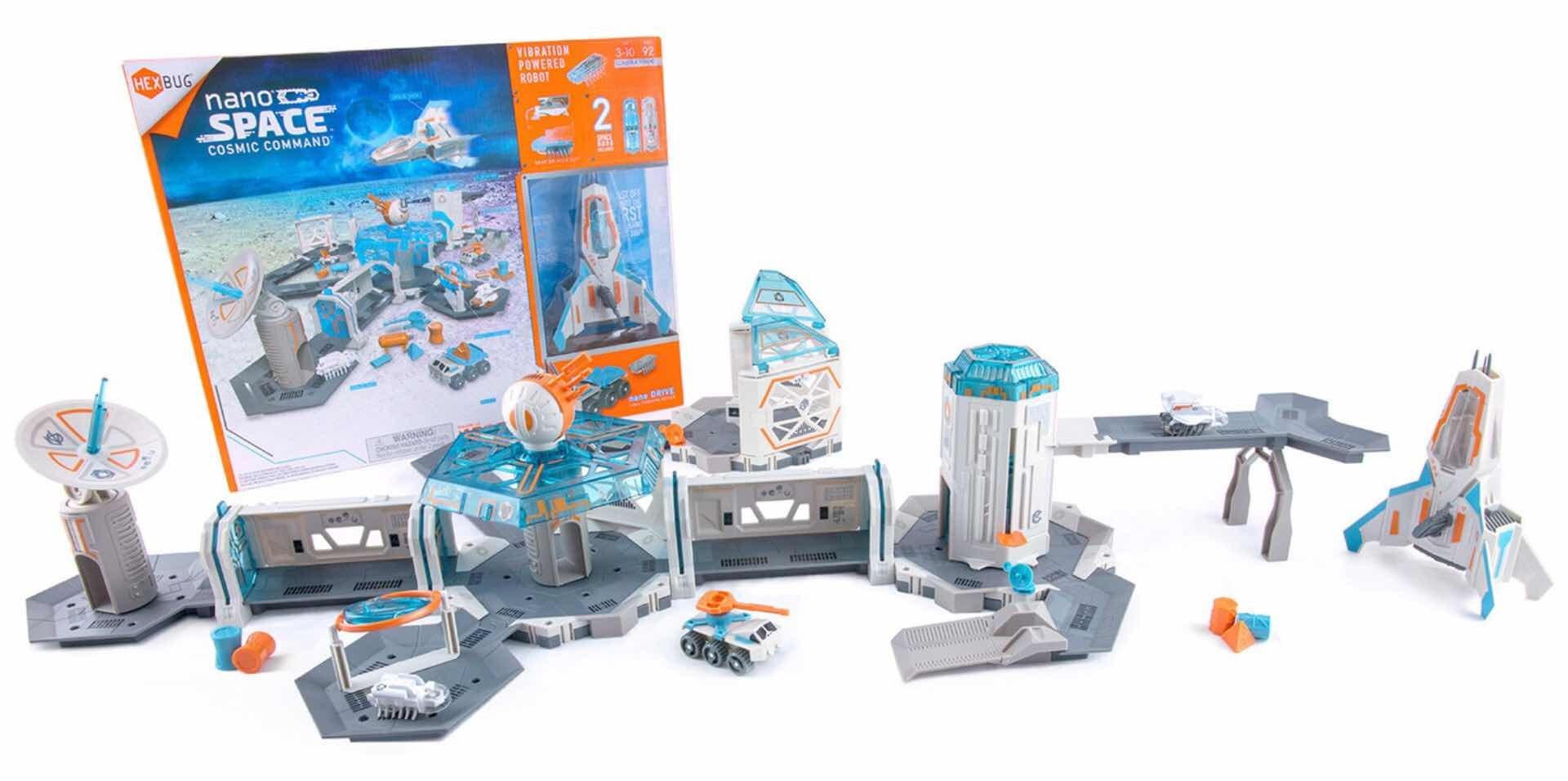 HEXBUG nano Space Cosmic Command set. ($40)