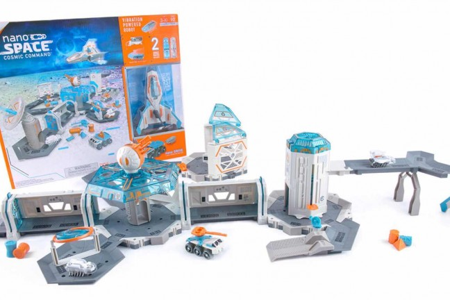 HEXBUG nano Space Cosmic Command set. ($40)