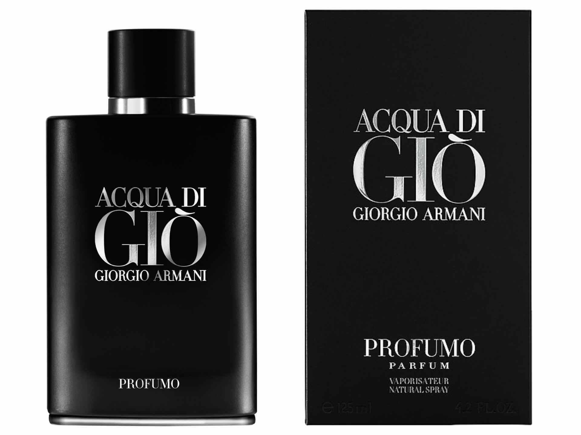 Acqua di Gi Profumo cologne. ($96 for 4.2 fl oz bottle)
