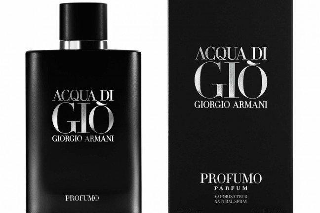 Acqua di Giò Profumo cologne. ($96 for 4.2 fl oz bottle)