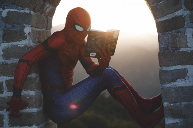 6-recent-book-releases-were-excited-about-guide-hero-spider-man-raj-eiamworakul