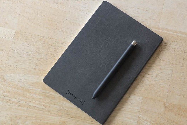 Studio Neat's Totebook softcover notebook. ($20 per two-pack)