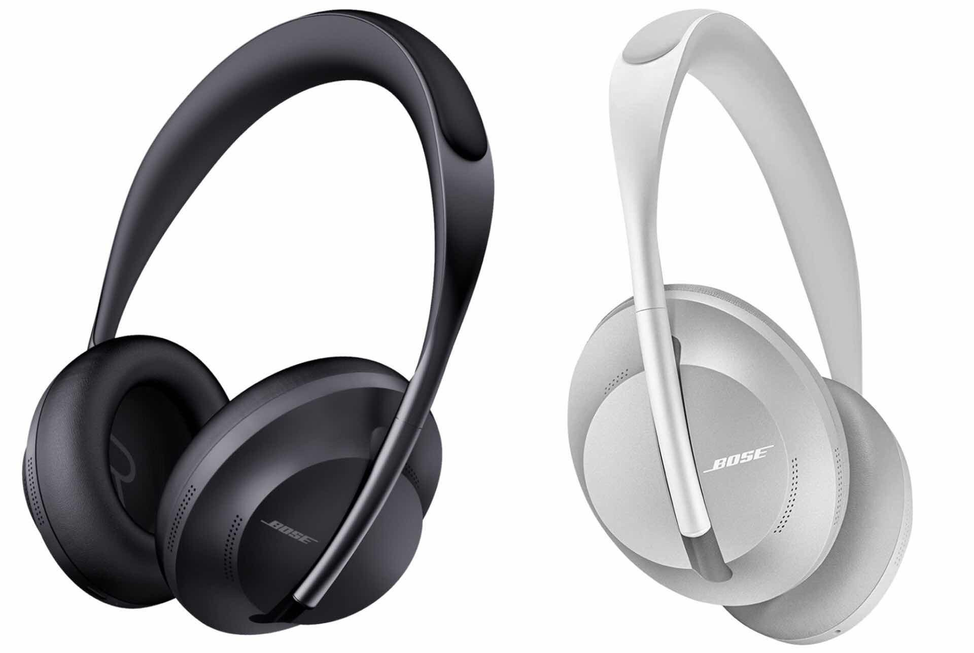 Bose's Noise-Cancelling Headphones 700 ($399)