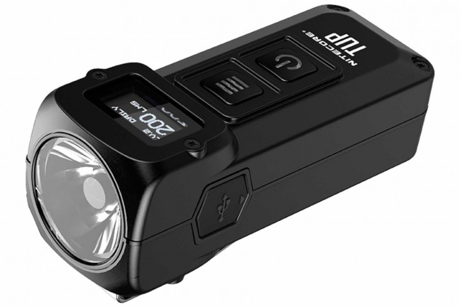 nitecore-tup-1000-lumen-rechargeable-pocket-flashlight