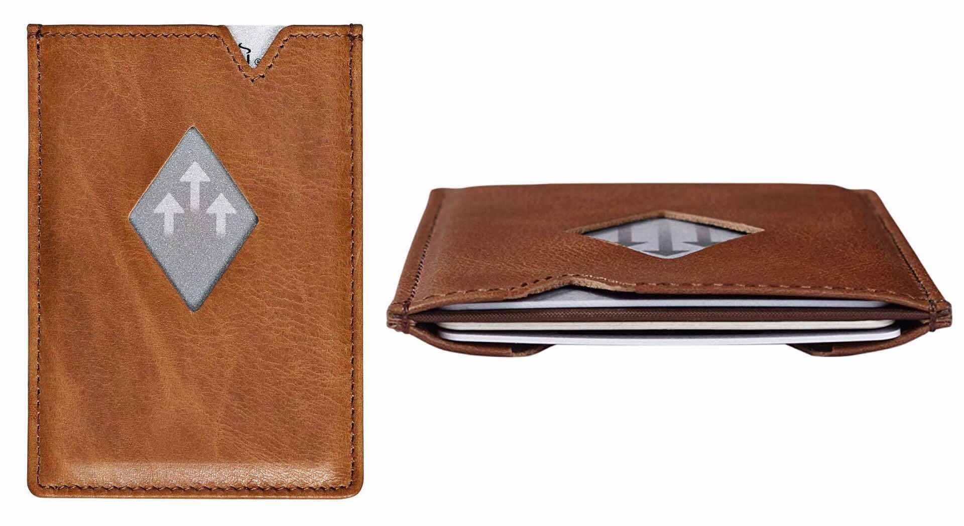 The City wallet by Exentri. ($38)