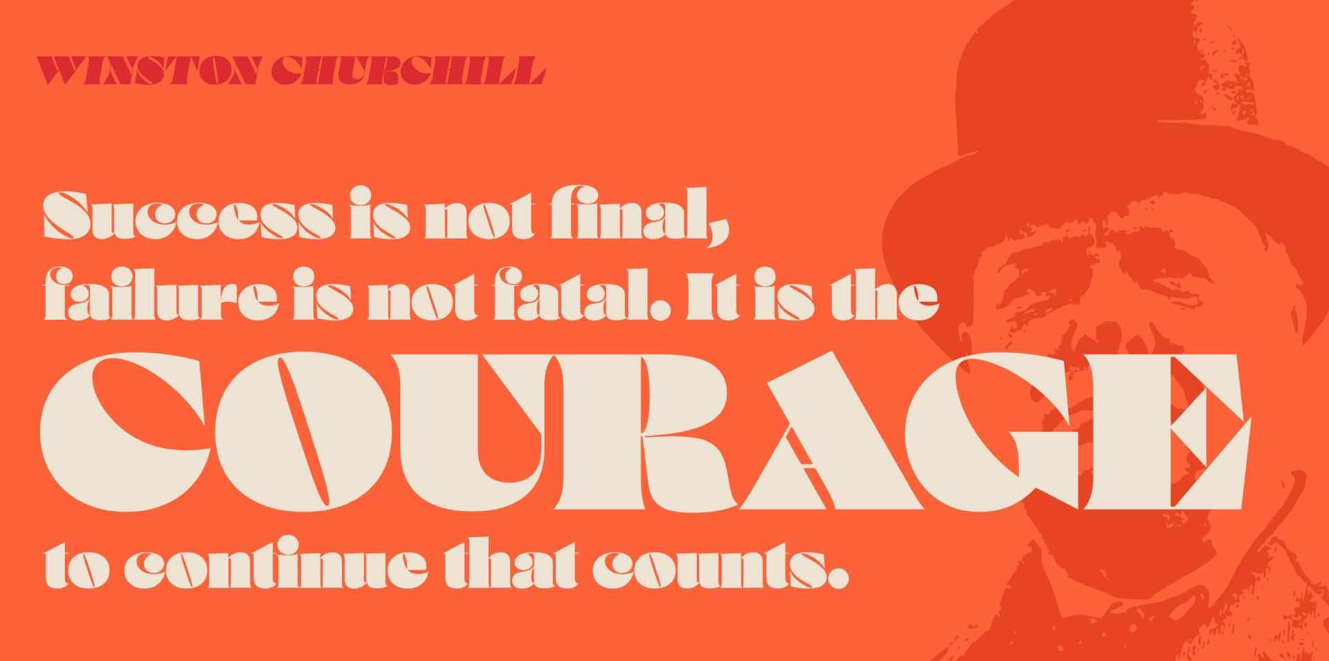 courage-typeface-example-3