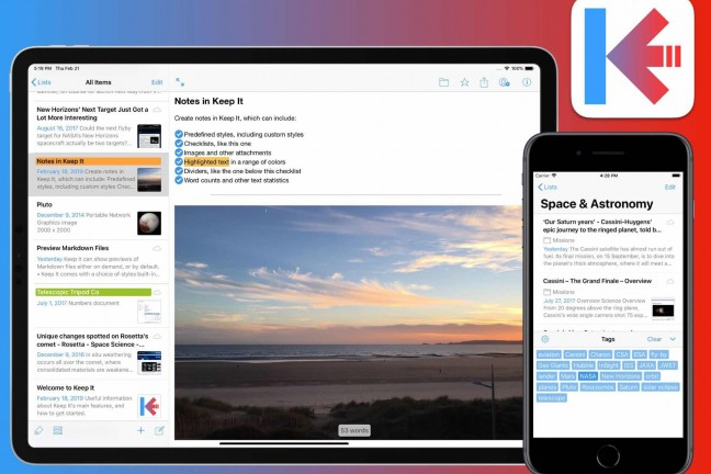 keep-it-app-for-ios-and-mac