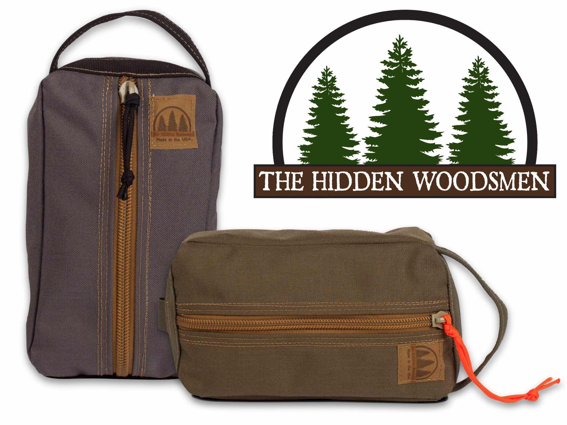 The Hidden Woodsmen's 2019-Edition Possible Pouch — Tools