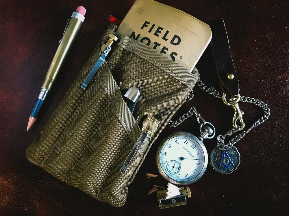 The PocKit EDC organizer. ($40$50 depending on style)