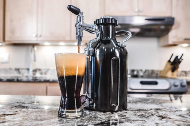 The uKeg Nitro cold brew coffee maker. ($199)