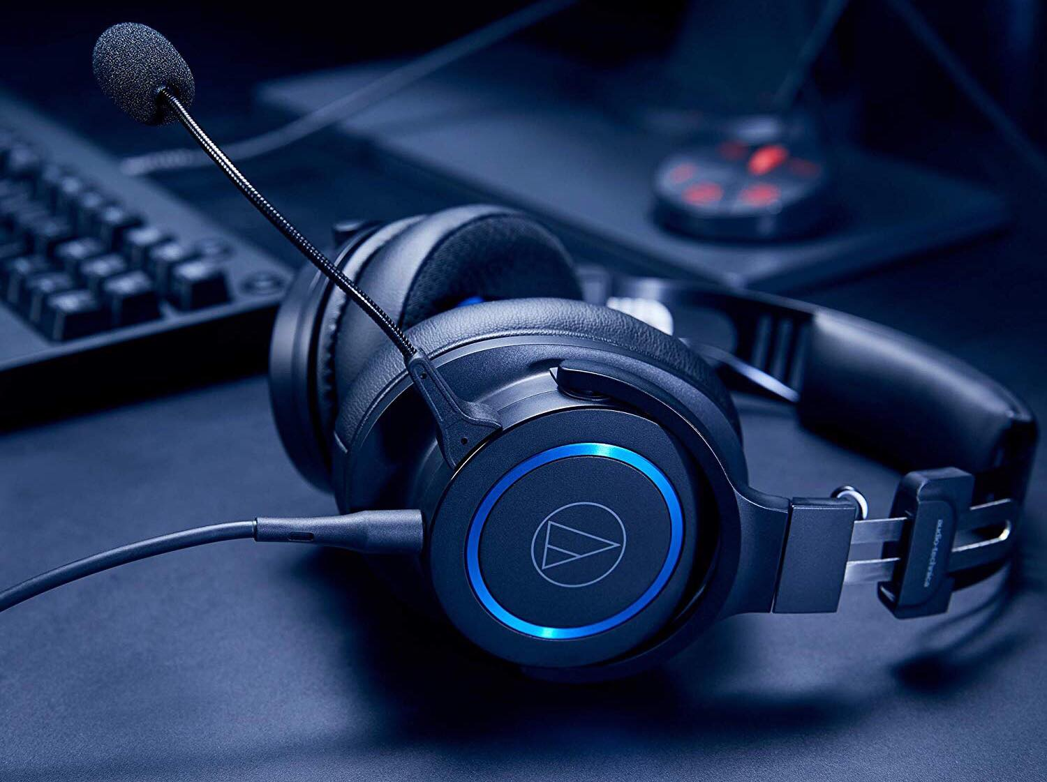 Audio-Technica ATH-G1 gaming headset. ($169 for wired, or 249 for wireless version)