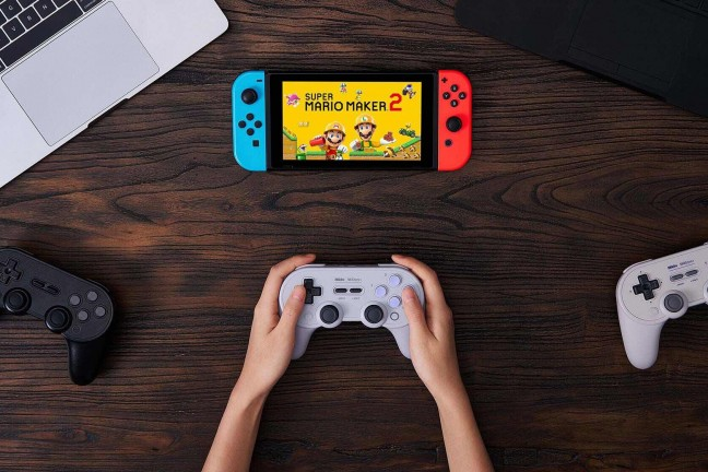 8bitdo-sn30-pro-plus-bluetooth-gamepad