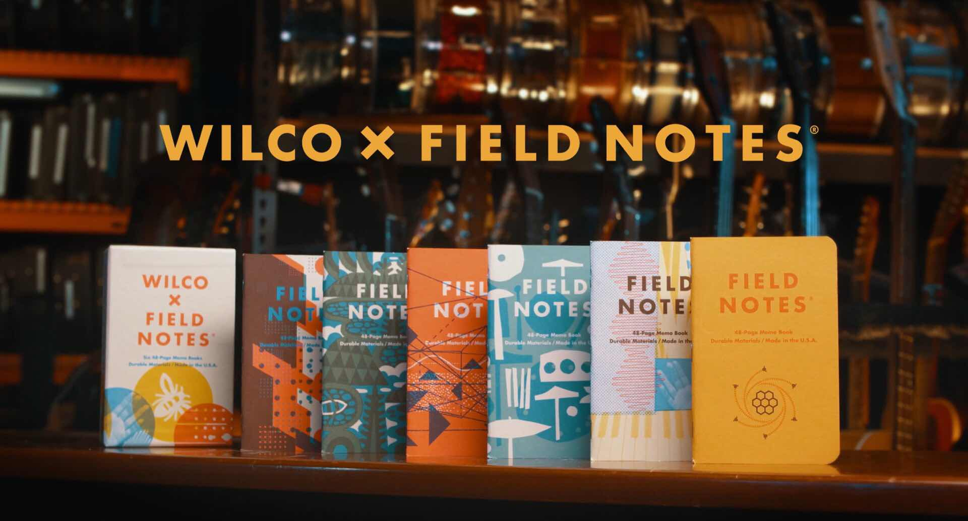 wilco-x-field-notes-box-set