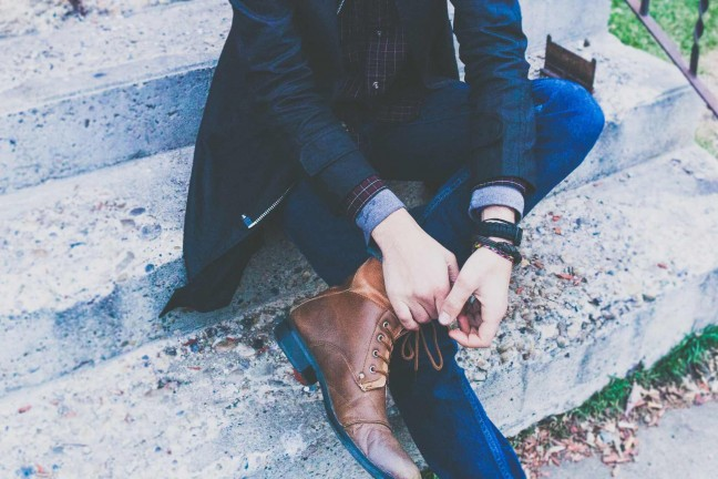 """Last week's guide: """"Everyday Style: Navy & Leather"""""""