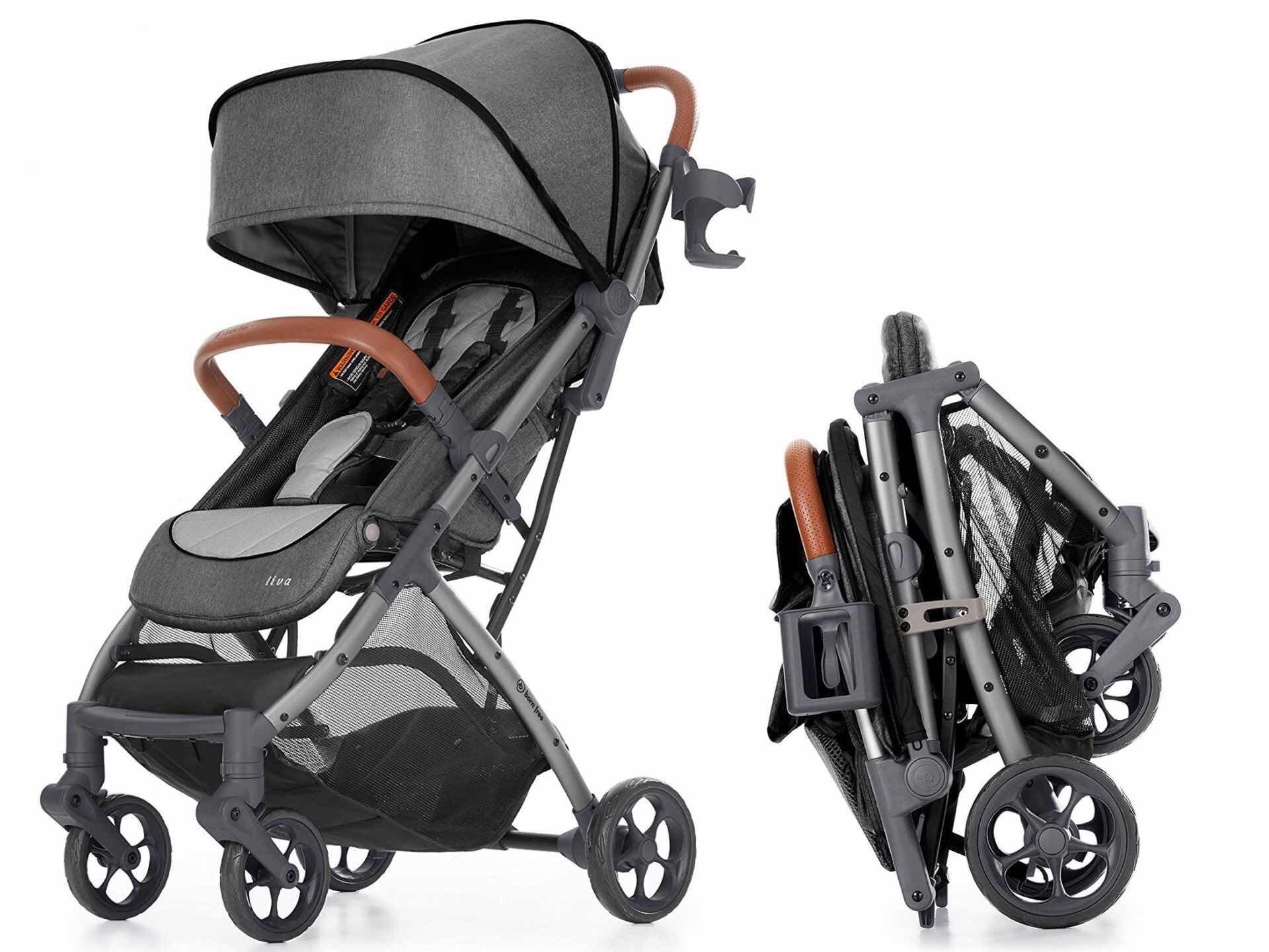 "Born Free ""Liva"" stroller. ($200)"