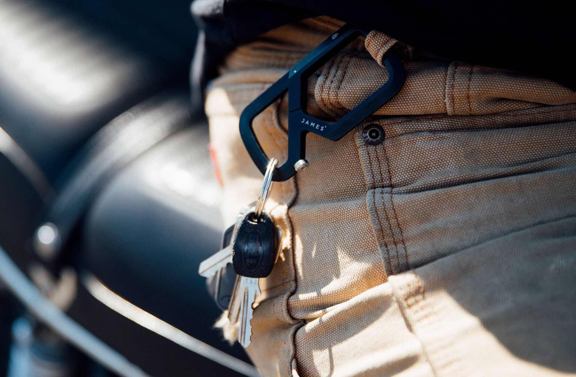 "This week's guide: ""Great Carabiners for Your EDC"""
