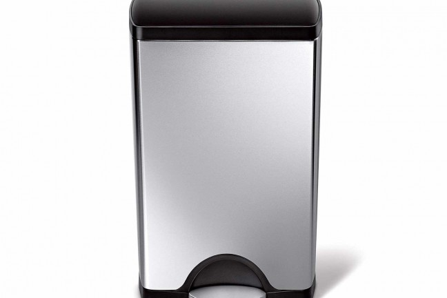 simplehuman-10-gallon-stainless-steel-trash-can