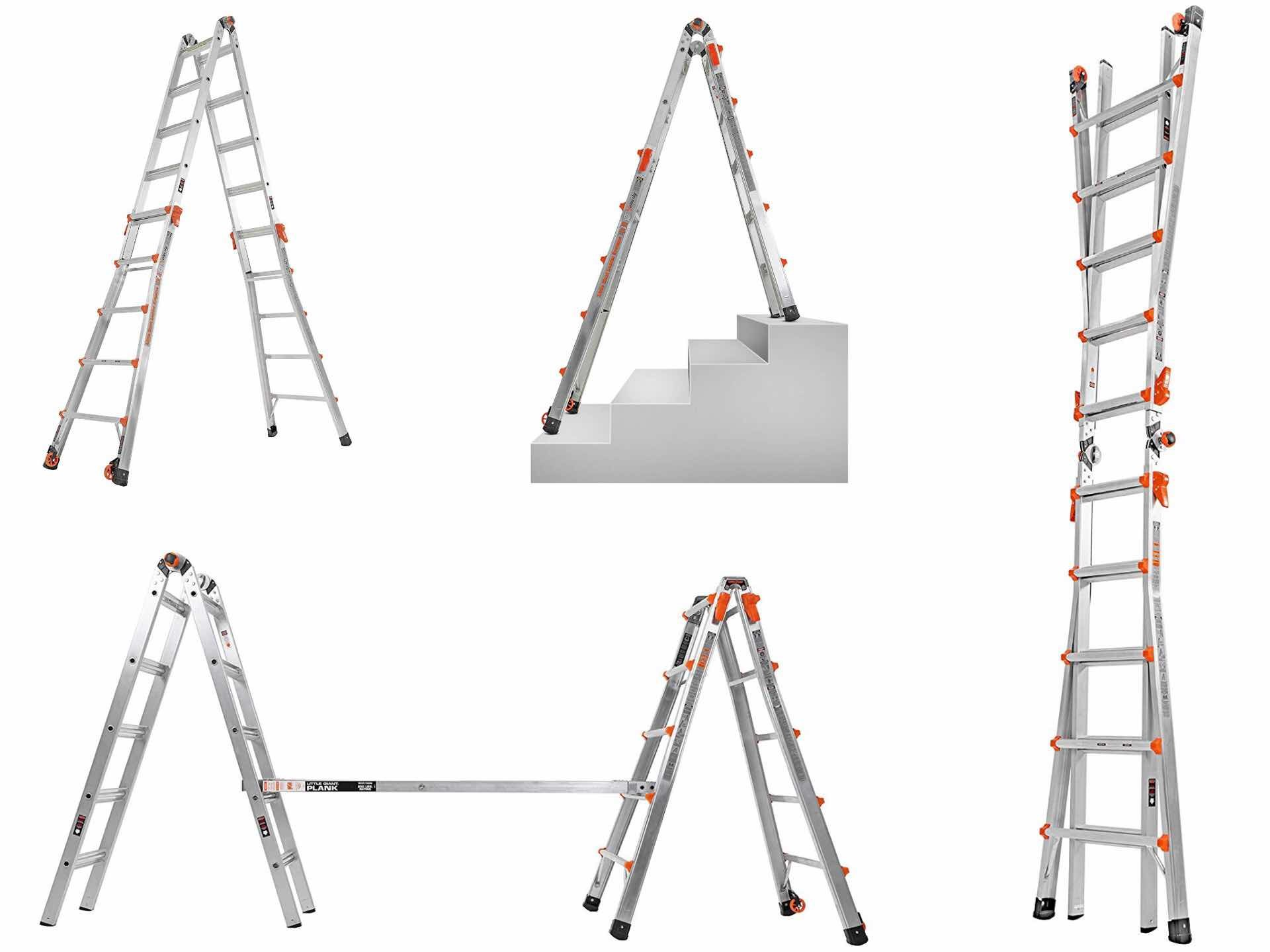 little-giant-velocity-convertible-ladder-modes