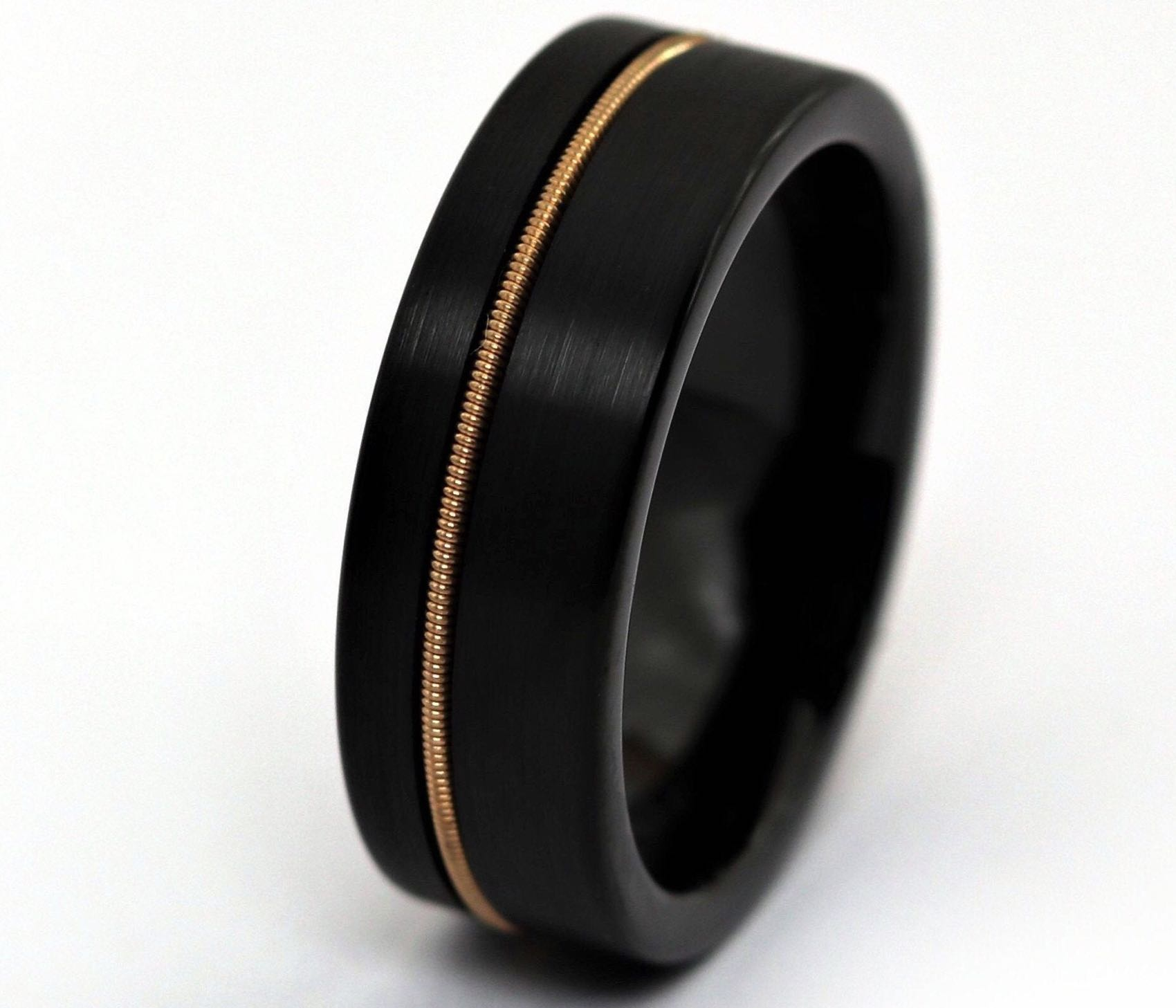 anvil-rings-guitar-string-ring-black-tungsten-carbide