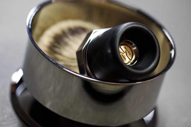 Marram Co. brush & bowl shaving set. (€175 / ~$194 USD)