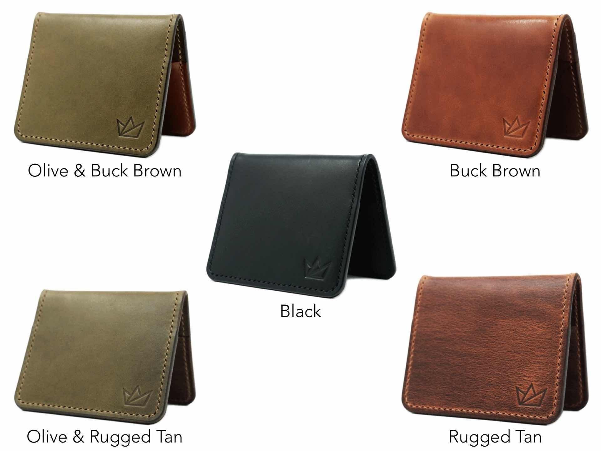 little-king-goods-v2-leather-wallet-colors