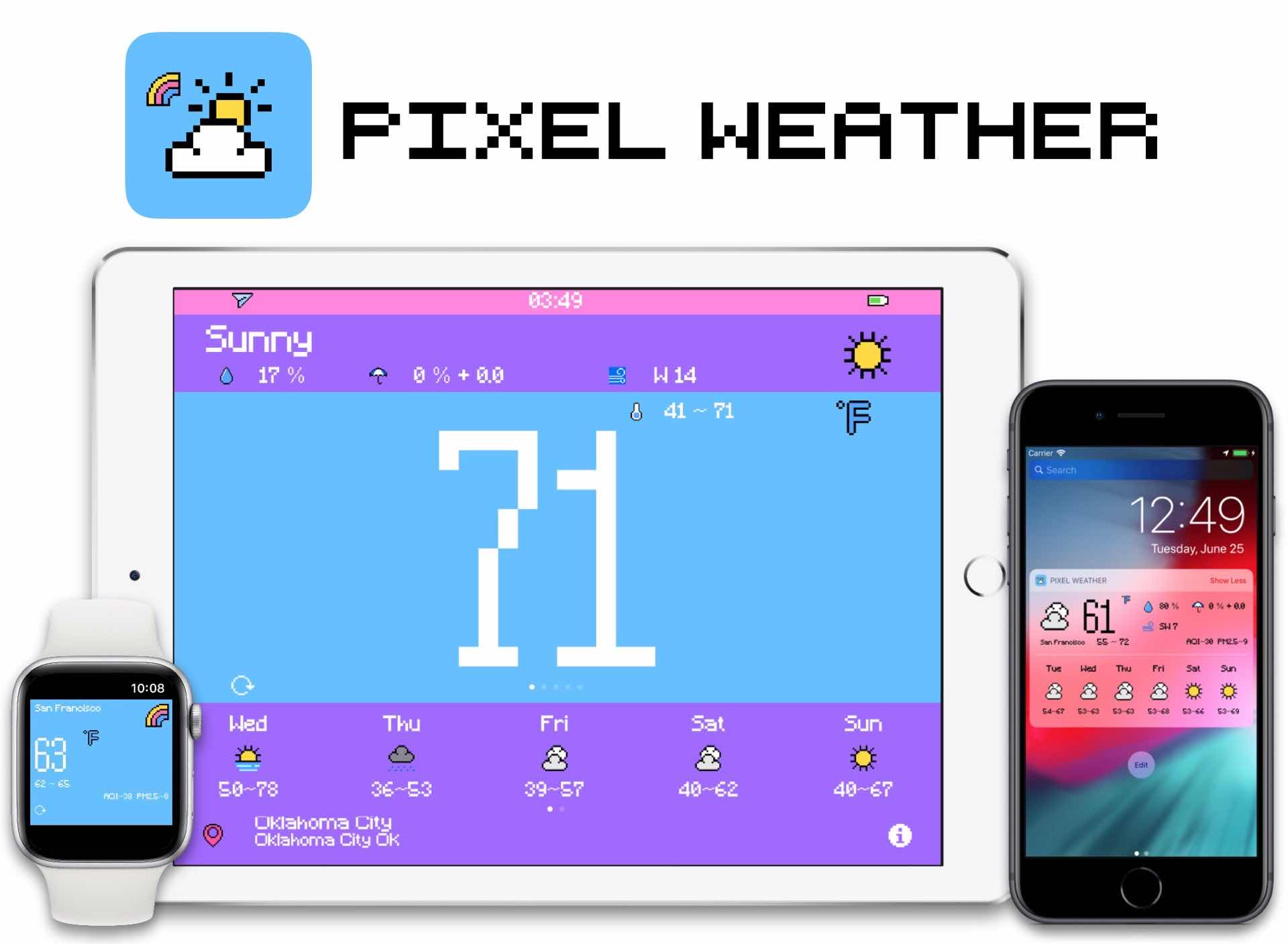 pixel-weather-for-ios-and-apple-watch