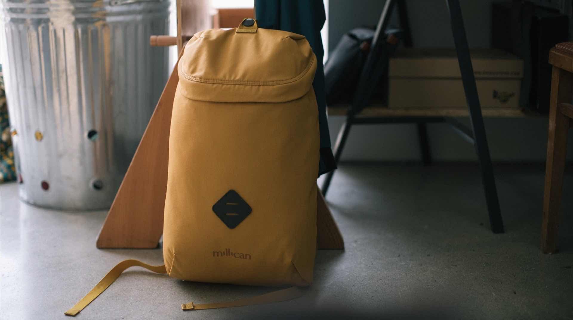 millican-oli-the-zip-pack-backpack-gorse