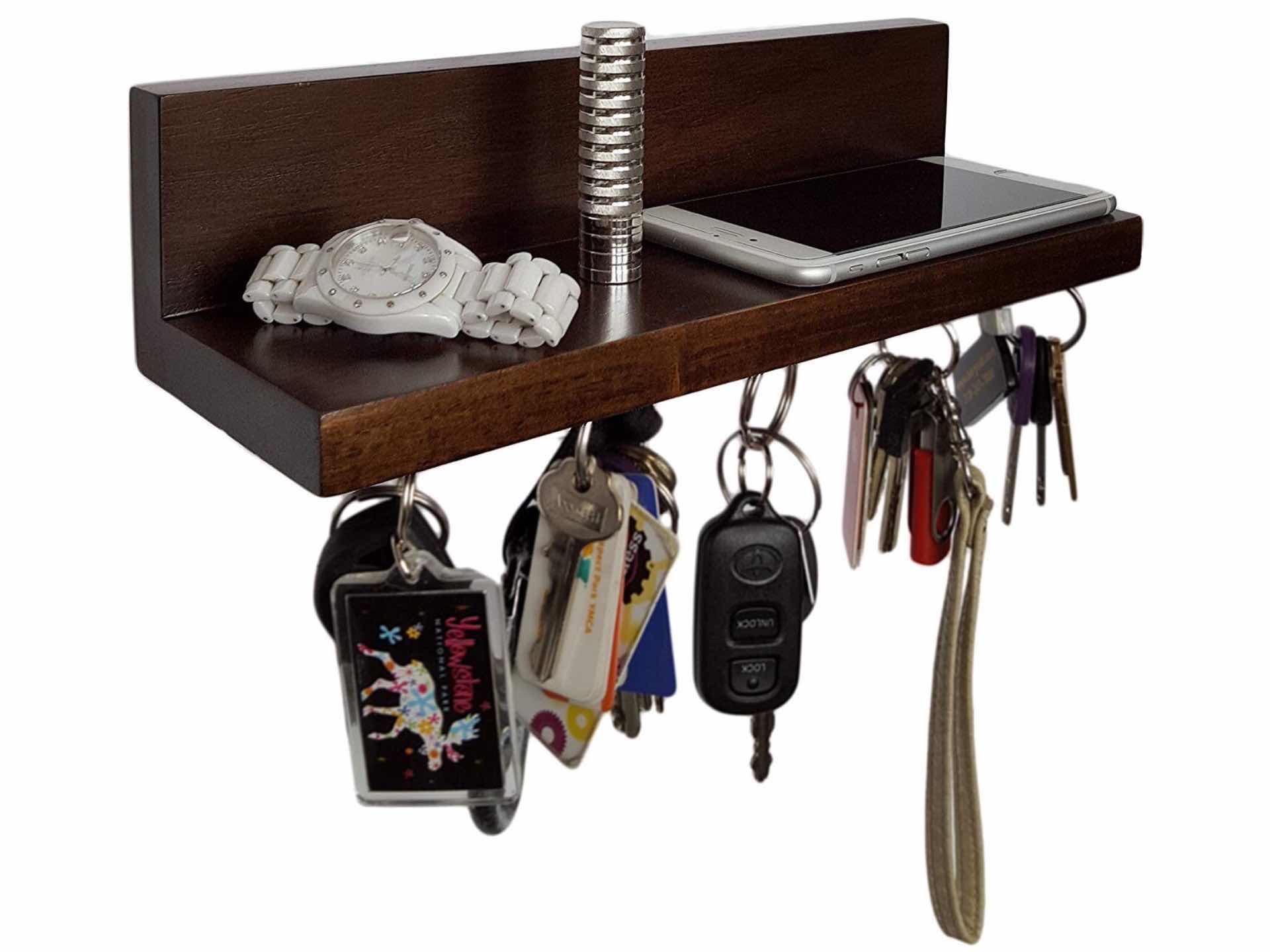 brooklyn-basix-magnetic-wood-keyring-holder-and-shelf