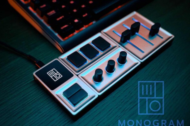 monogram-creative-console