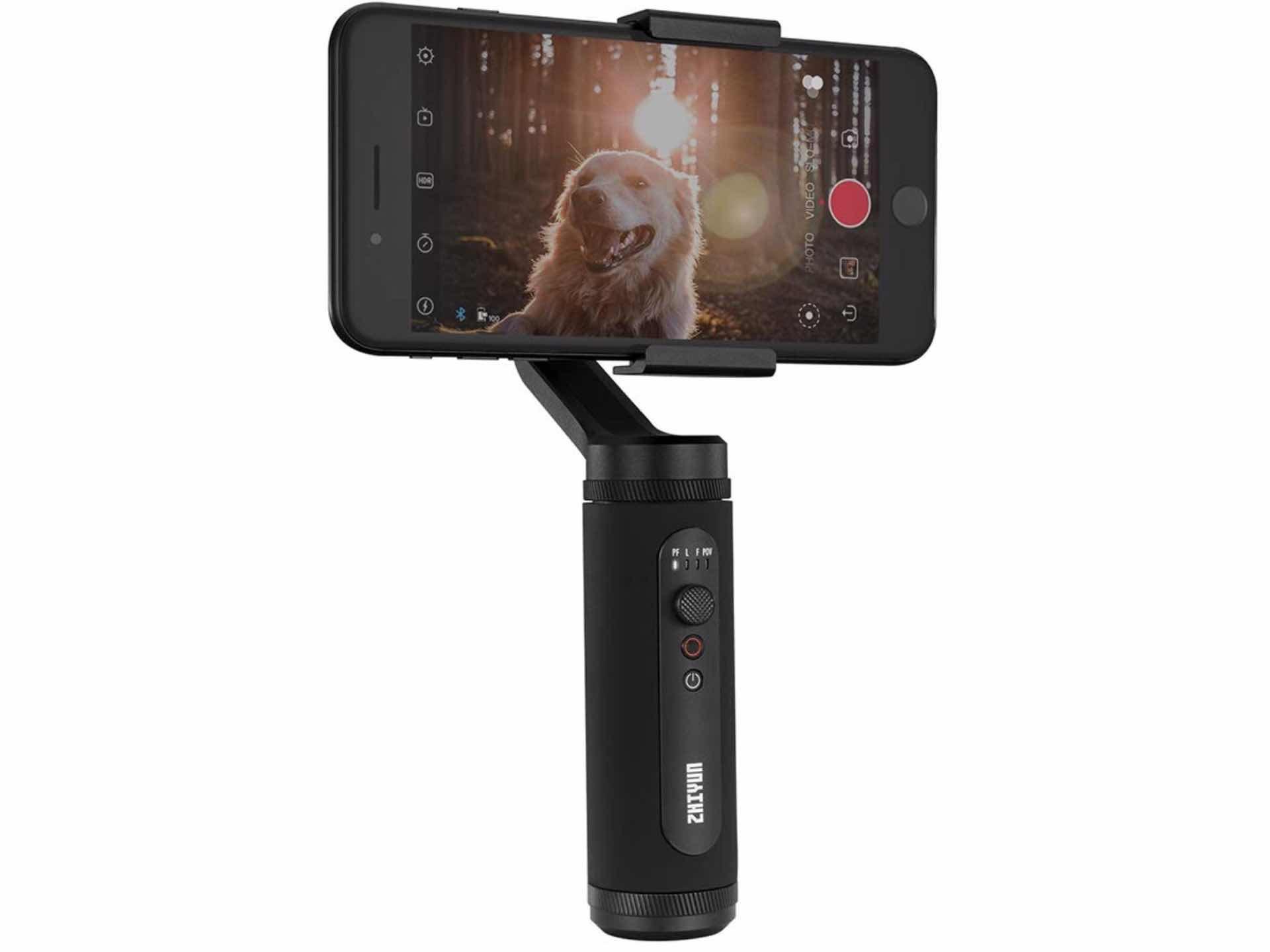 Zhiyun SMOOTH-Q2 gimbal for iPhone. ($139)