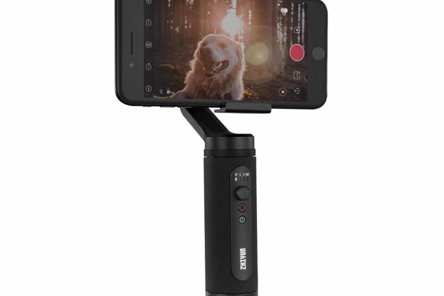 Zhiyun SMOOTH-Q2 gimbal for iPhone. ($139)