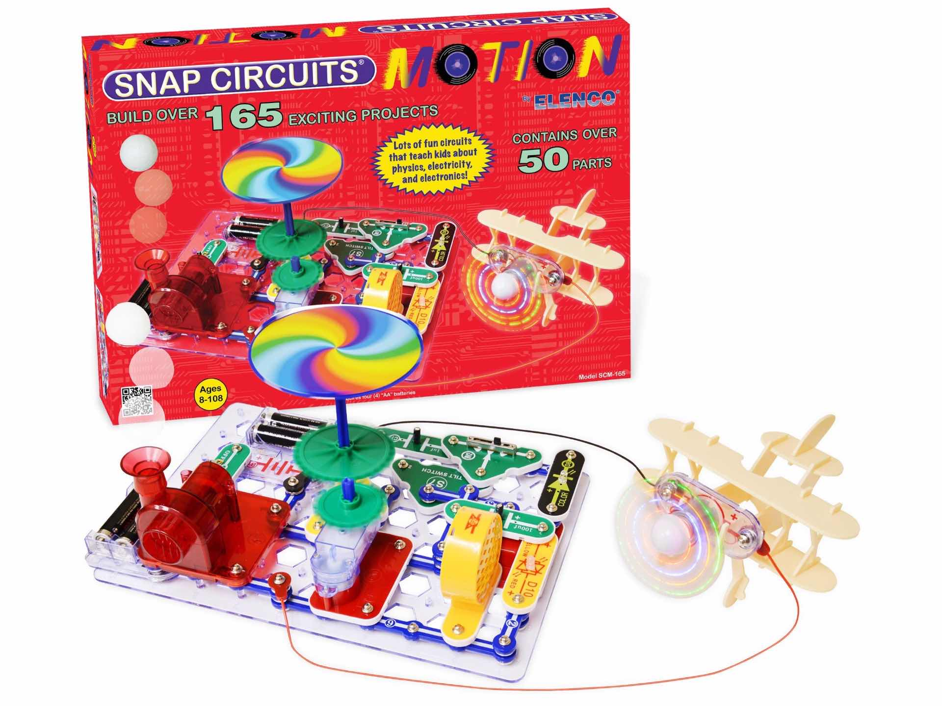 snap-circuits-motion-kit