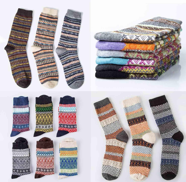 ysense-norwegian-style-winter-socks-patterns
