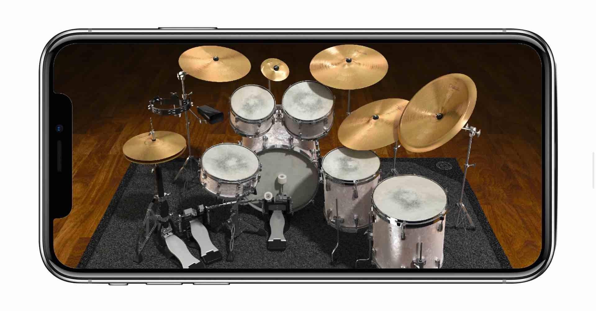 redison-senstroke-drumming-sensors-app
