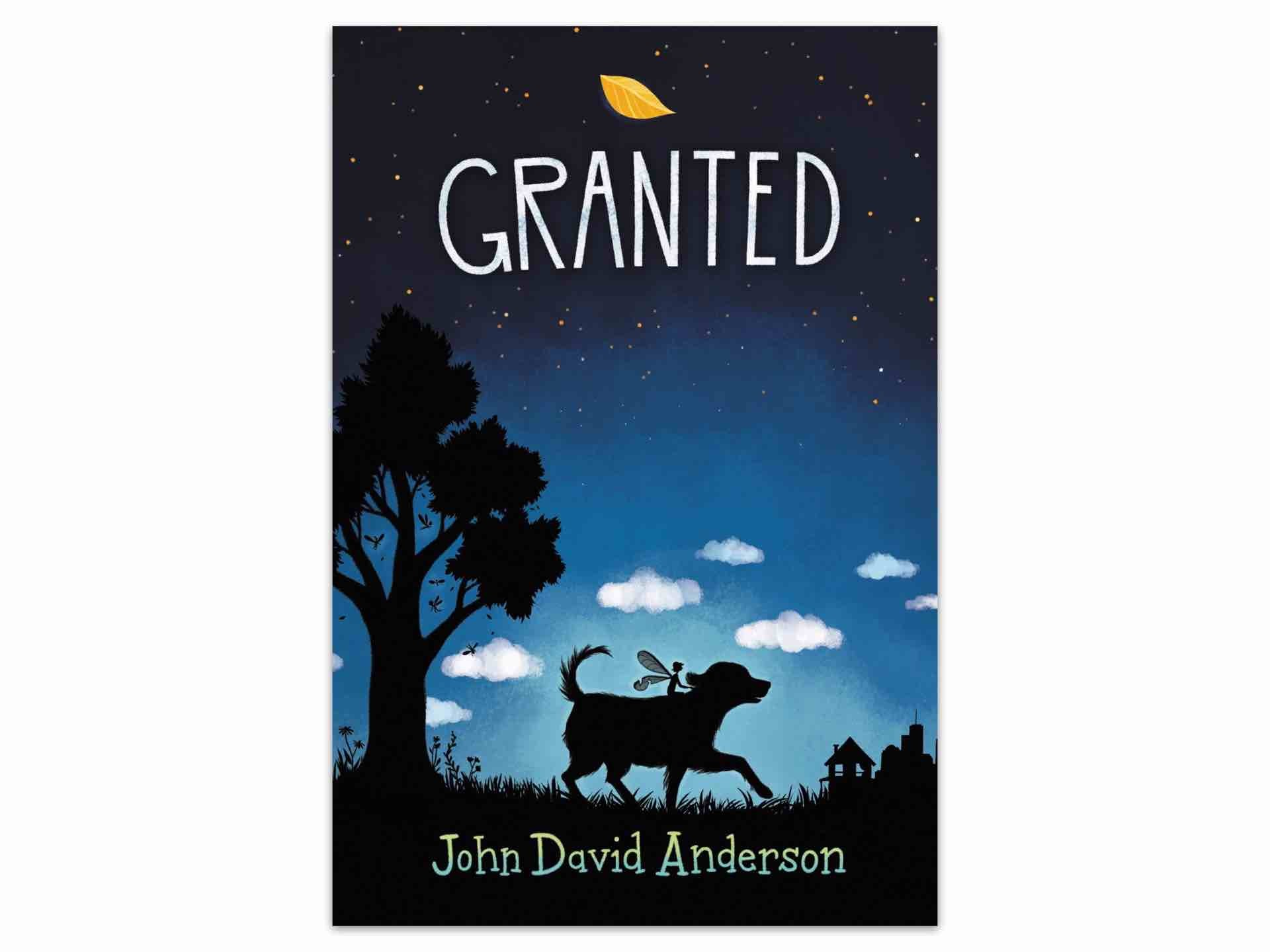 Granted by John David Anderson.