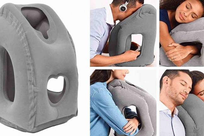 inflatable-ergonomic-travel-pillow