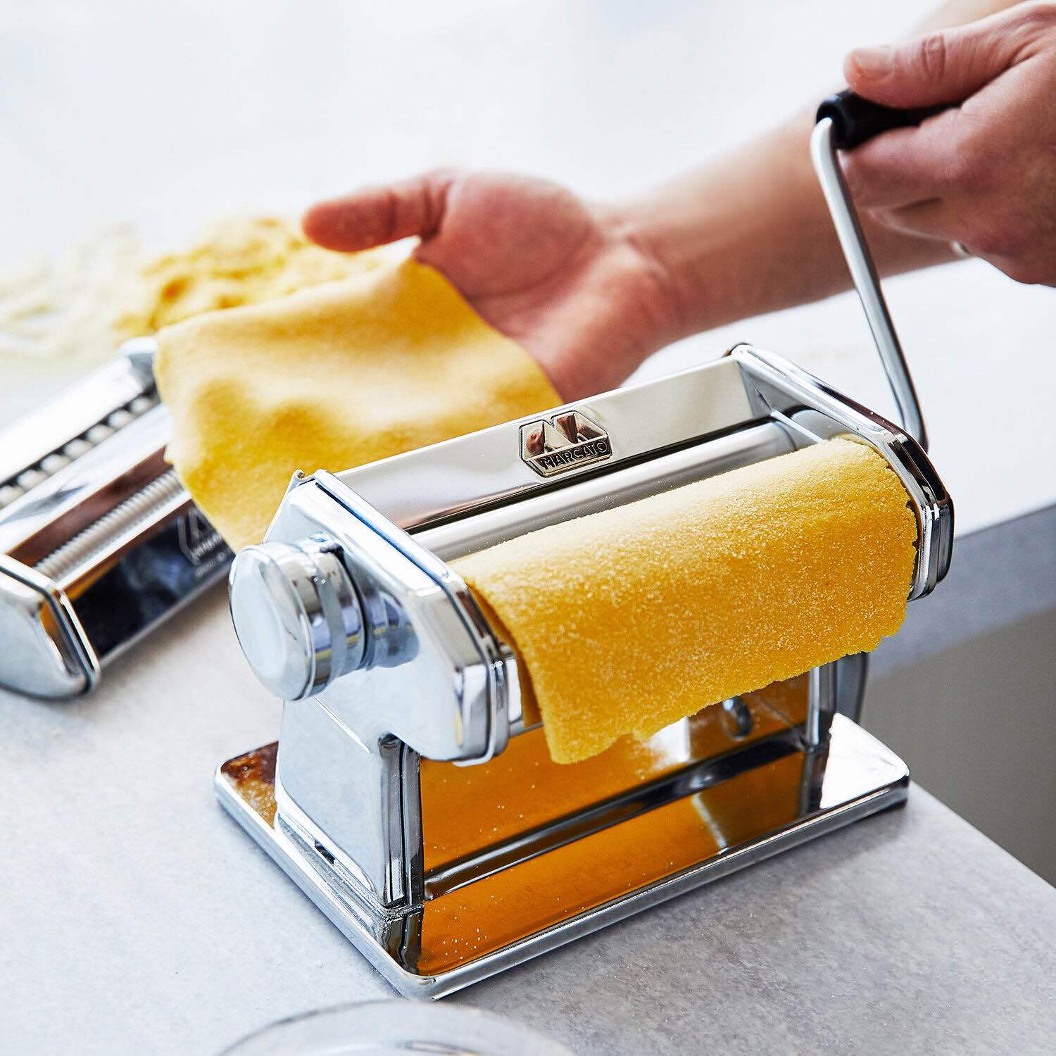 Marcato Atlas 150 pasta machine. ($53)