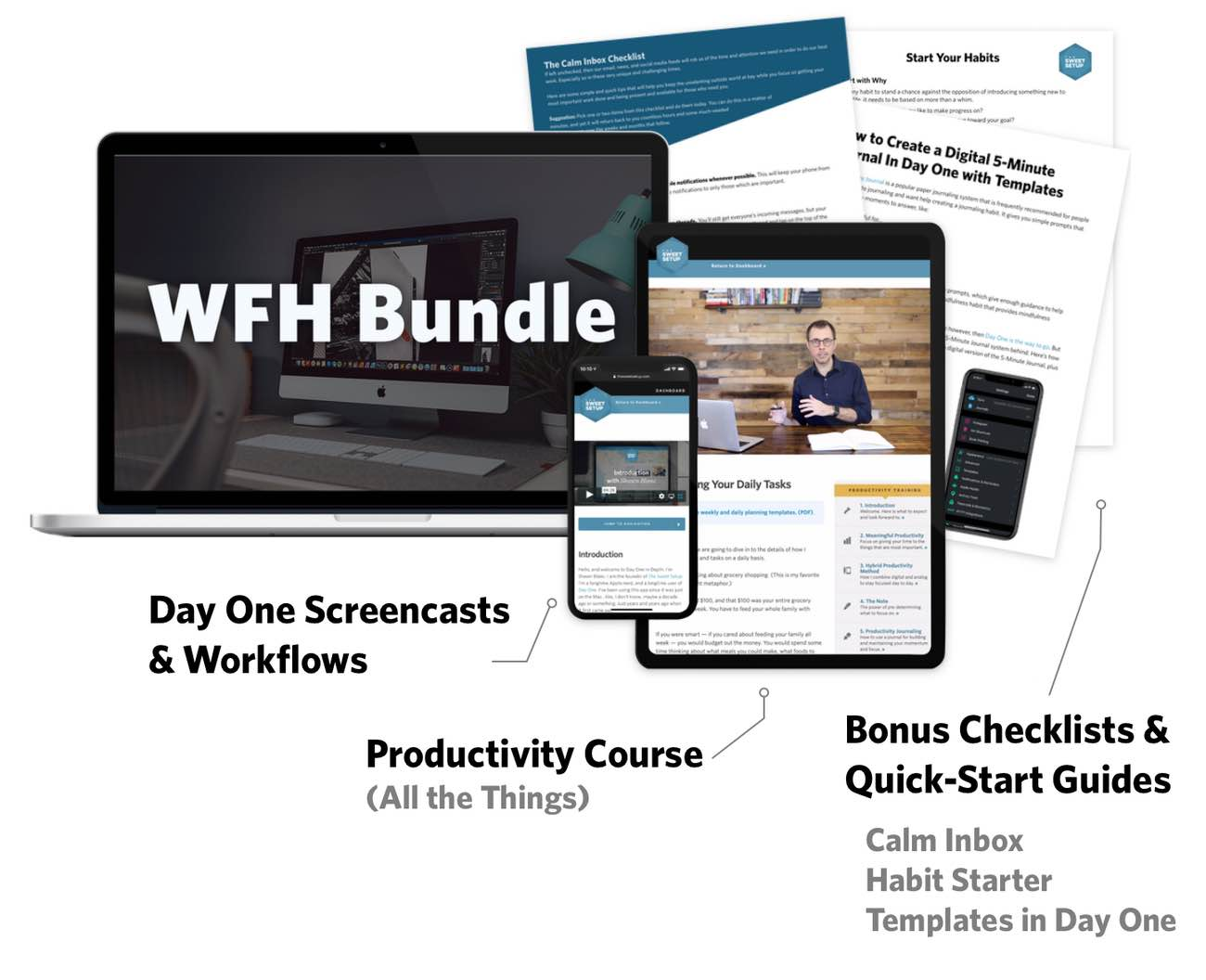 the-sweet-setup-wfh-course-bundle-whats-included