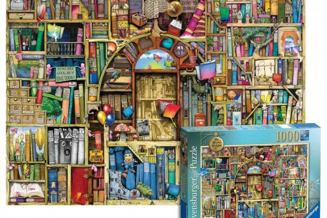 ravensburger-bizarre-bookshop-2-jigsaw-puzzle-colin-thompson